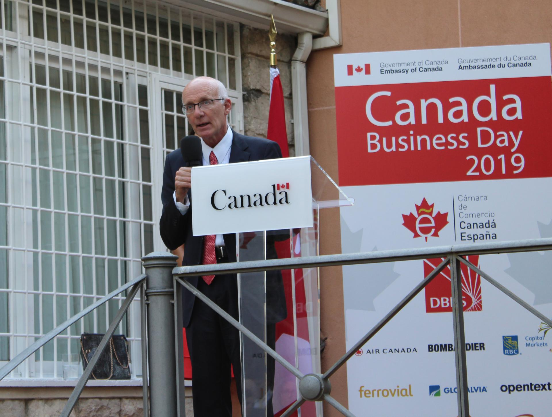 Canada Business Day