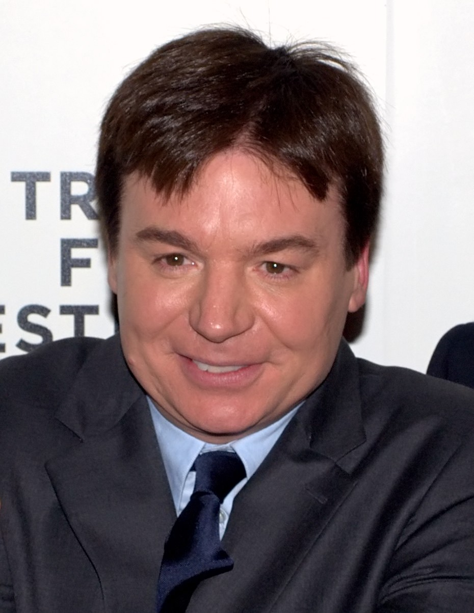 Mike Myers Famosos Canadienses