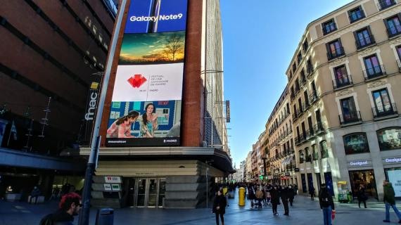 Festival de Cine Canadiense en Madrid