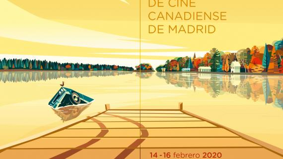 Festival de cine canadiense en madrid Red Leaf