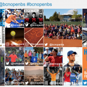 Proudly supporting Barcelona Open Banc Sabadell (67º Torneo Conde de Godó 2019)